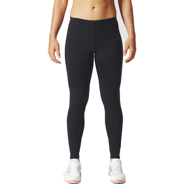 Adidas Women's Essential Linear Tights Black