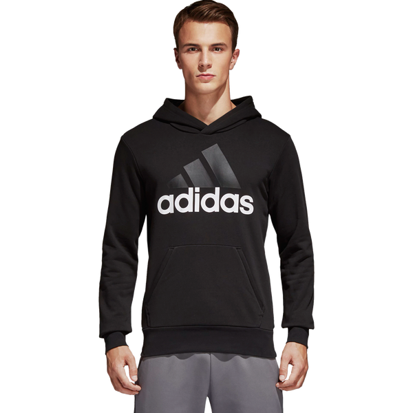 Adidas Men's Essentials Hoodie Black