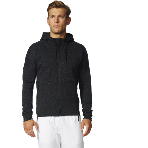 Adidas Men's ID Stadium Fleece Jacket Black