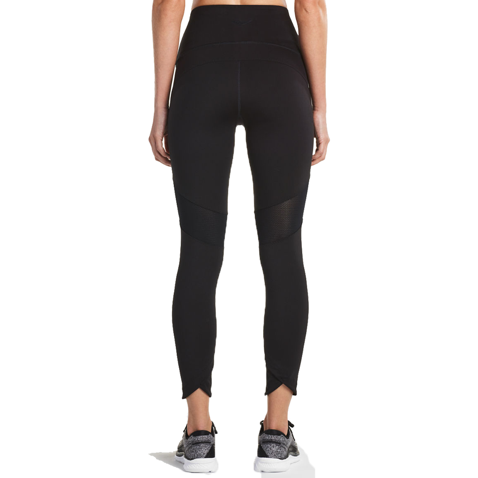 Saucony Women's Luxe Crop Black