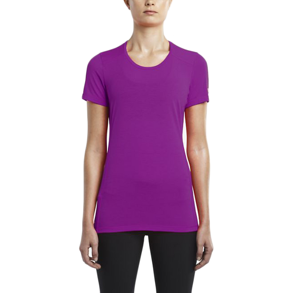 Saucony Women's Freedom Short Sleeve Viola