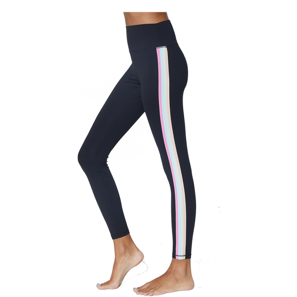 Spiritual Gangster Women's Perfect HW Legging Black