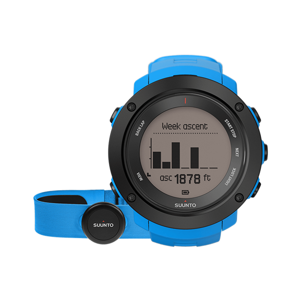 Suunto Ambit3 Vertical HR Blue