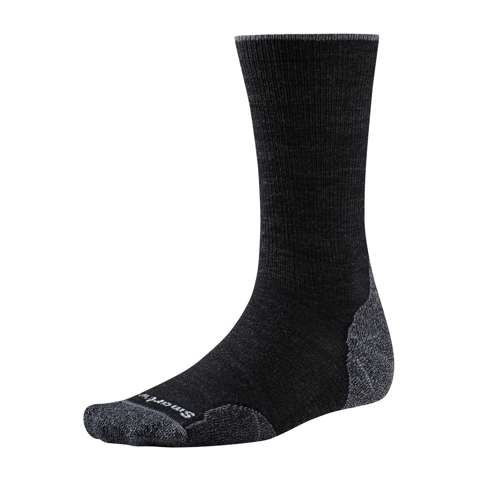Smartwool Men's PHD Outdoor Light Charcoal