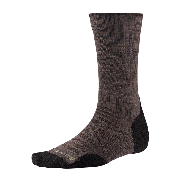 Smartwool Men's PHD Outdoor Light Crew Taupe