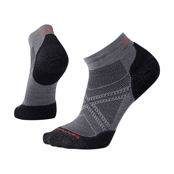 Smartwool Men's PhD Run Light Elite Low Cut Graphite