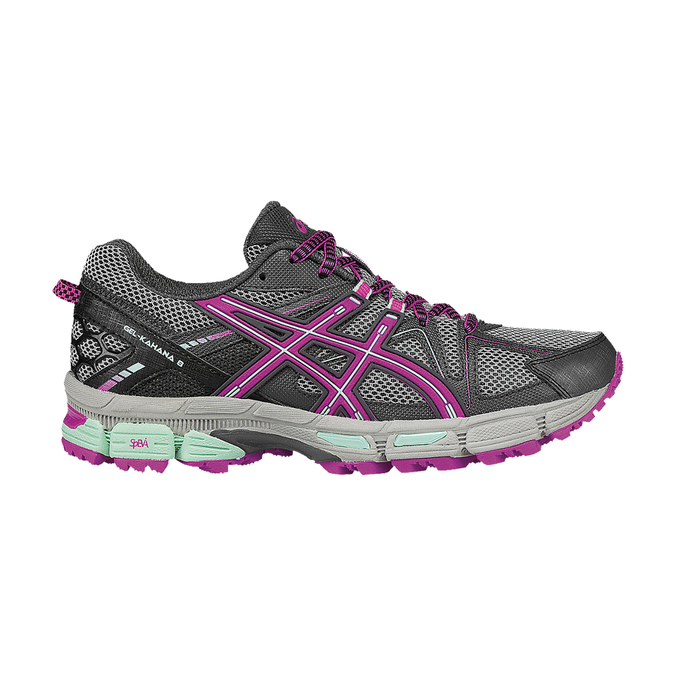 Asics Women's Gel-Kahana 8 Dark Steel