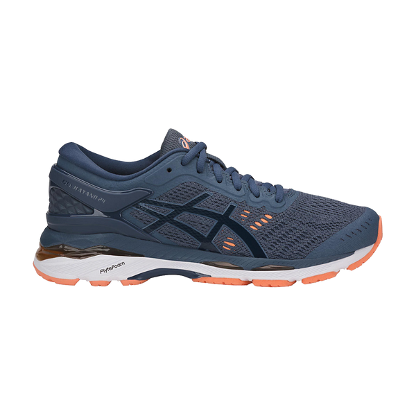 Asics Women's Gel-Kayano 24 Smoke Blue