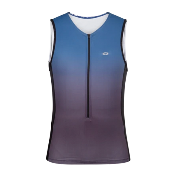Sugoi Men's RPM Tri Tank Azure Wave