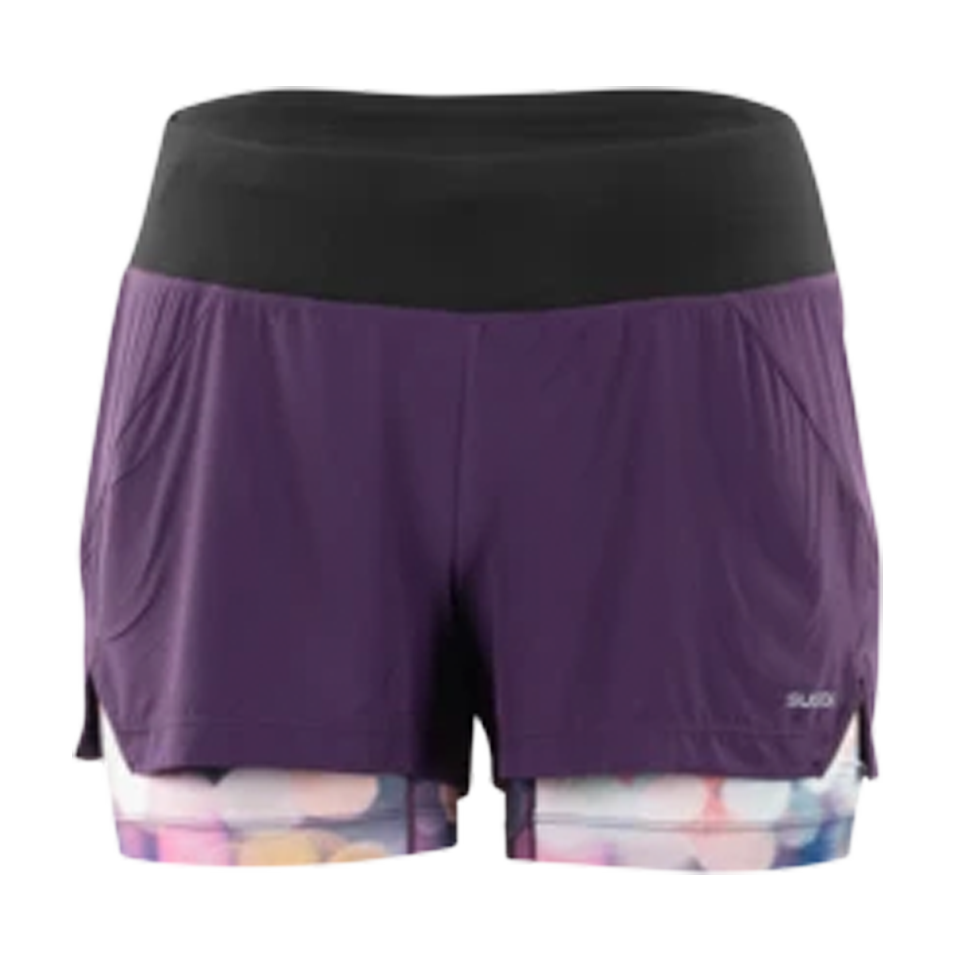 Sugoi Women's Prism 2-In-1 Short Lights