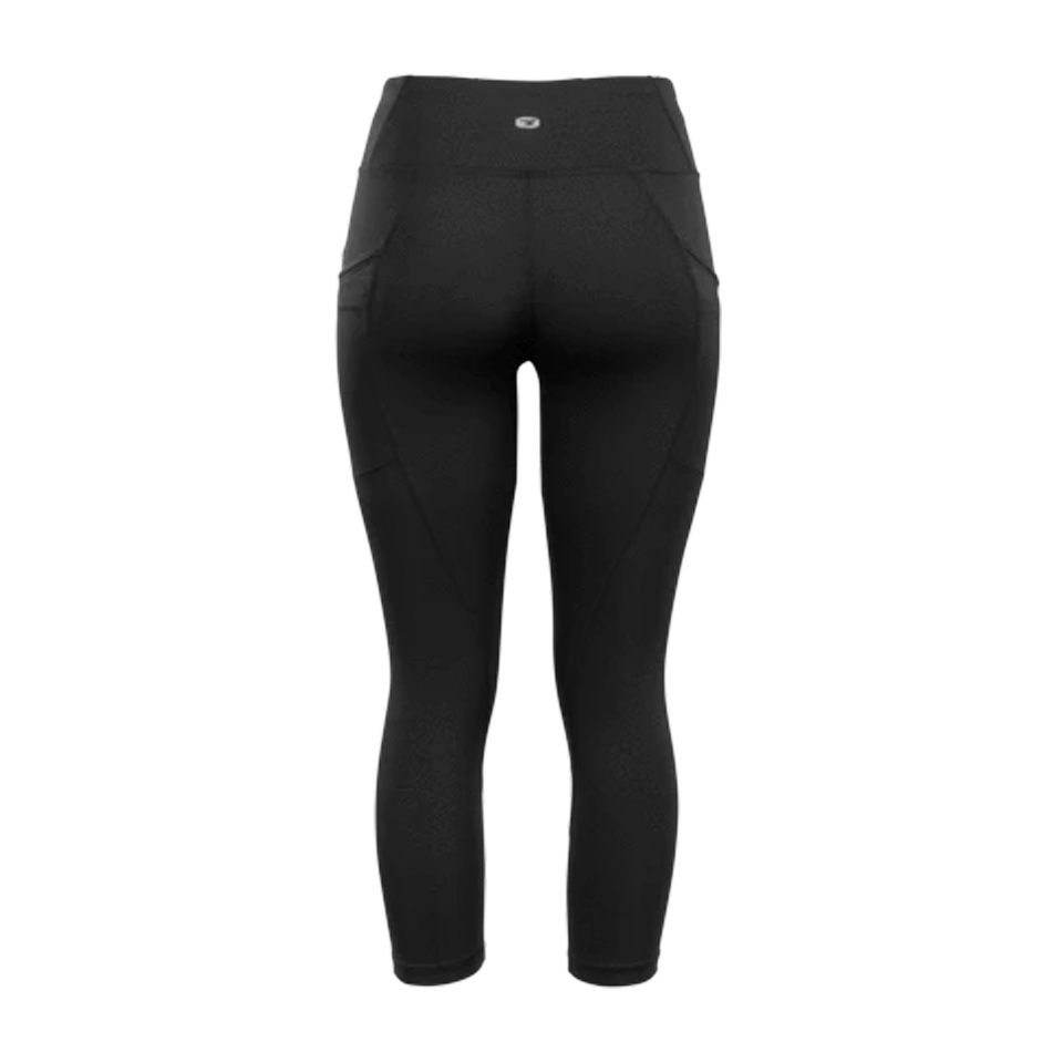 Sugoi Women's Prism Crop Black