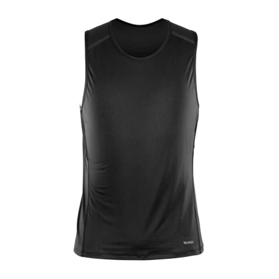 Sugoi Men's Titan Singlet Black