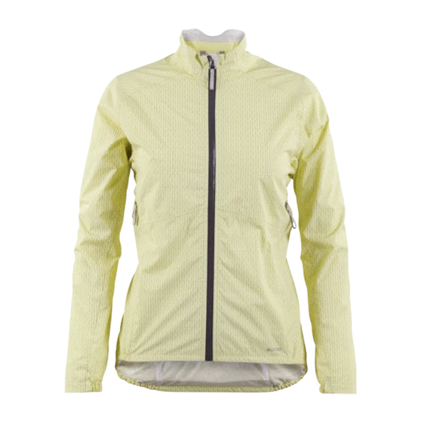 Sugoi Women's Zap Bike Jacket Yellow