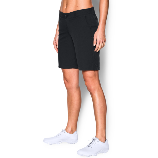 Under Armour Women's Links Golf Short Black