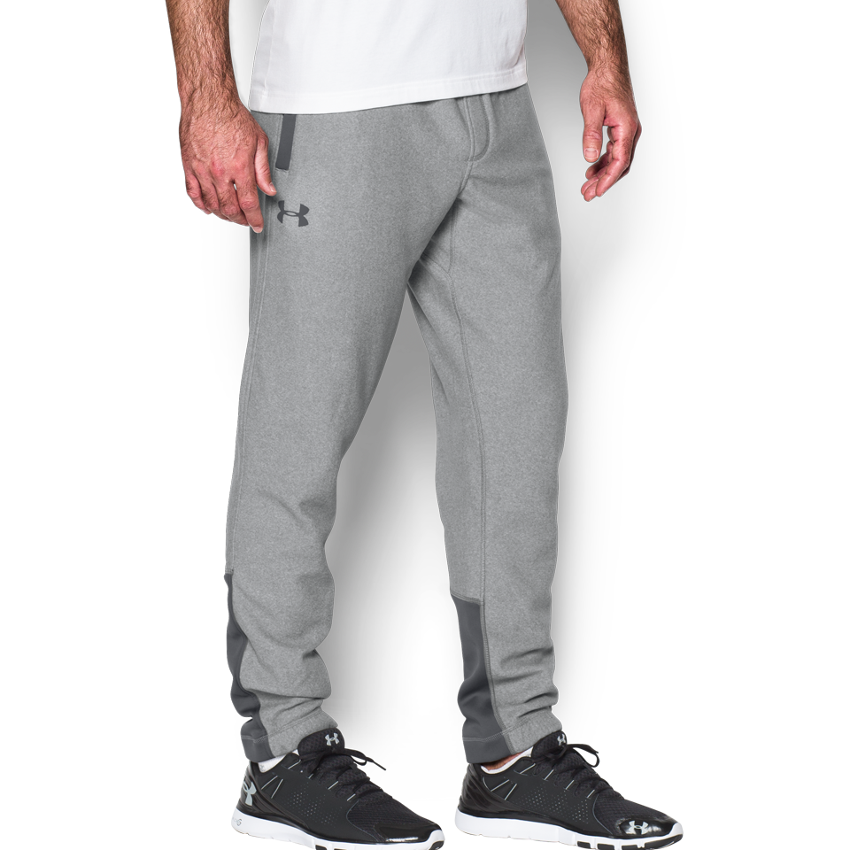 Under Armour Men's ColdGear Infrared Tapered Pant Steel