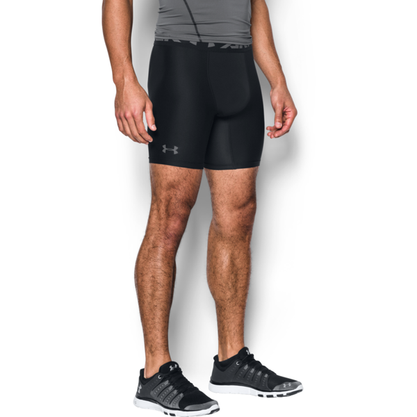Under Armour Men's HeatGear Armour Short Black