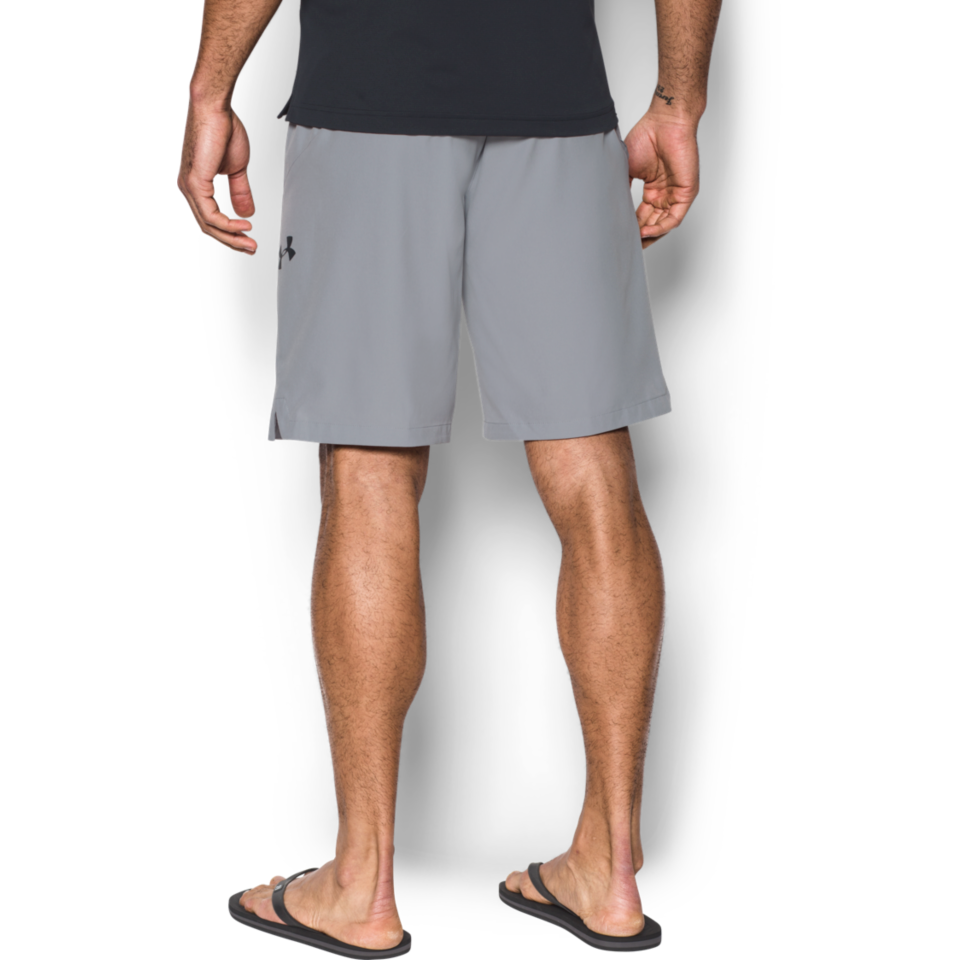 Under Armour Men's Surf Short Overcast Grey