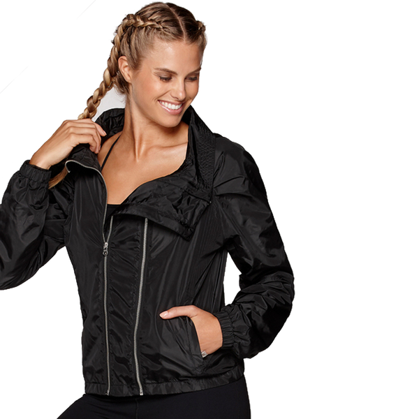 Lorna Jane Women's Authentic Jacket Black
