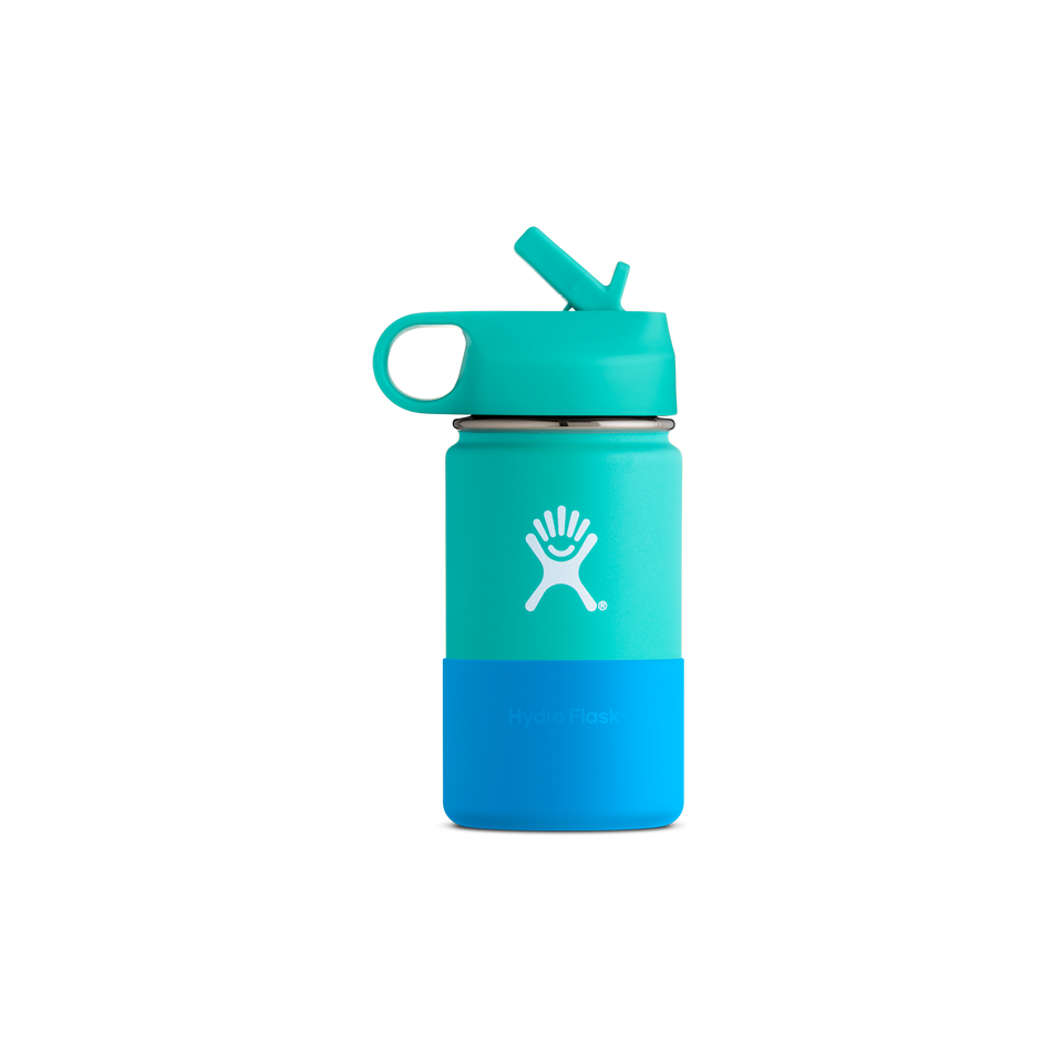Hydro Flask 12oz Kids Wide Mouth Mint