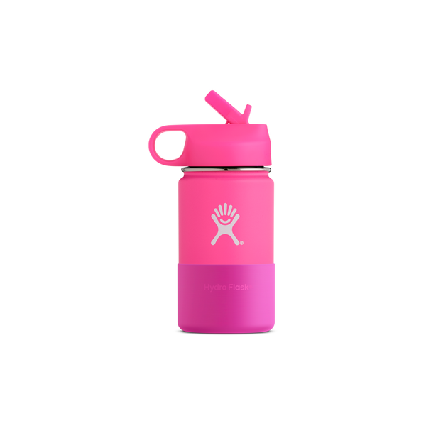 Hydro Flask 12oz Kids Wide Mouth Flamingo