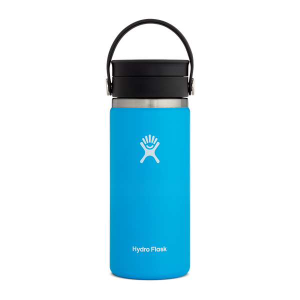 Hydro Flask 16 oz. Wide Mouth With Flex Sip Lid Pacific