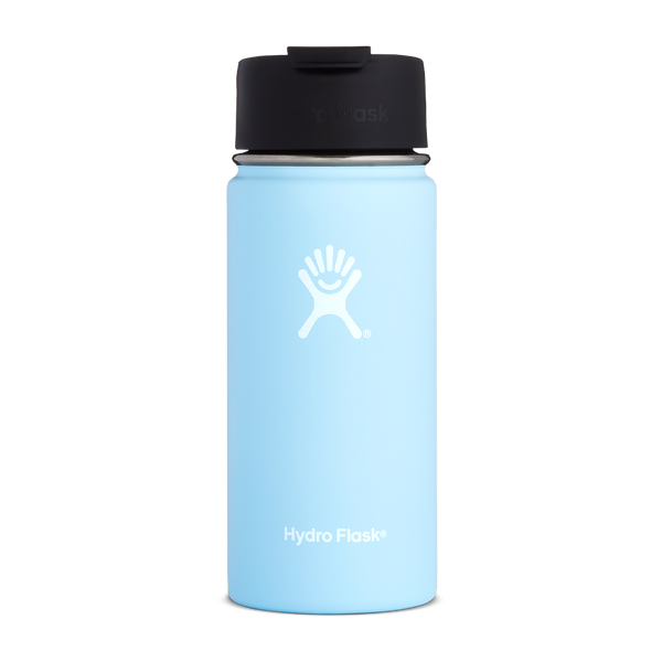 Hydro Flask 16 oz Wide Mouth w/Flip Lid Frost