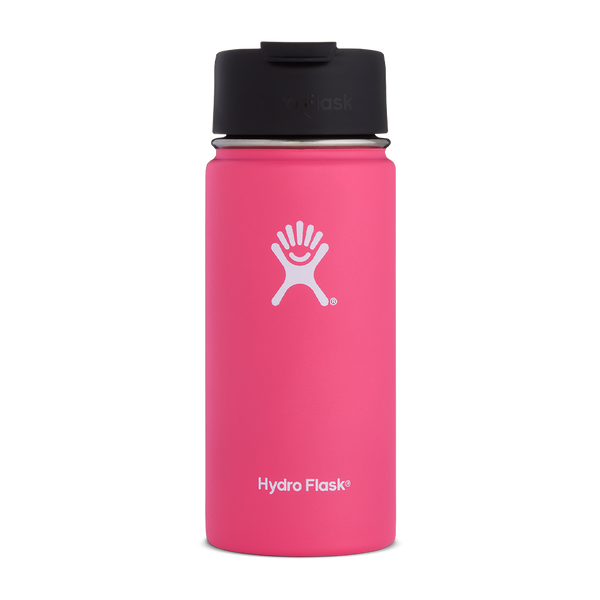 Hydro Flask 16 oz Wide Mouth w/Flip Lid Watermelon