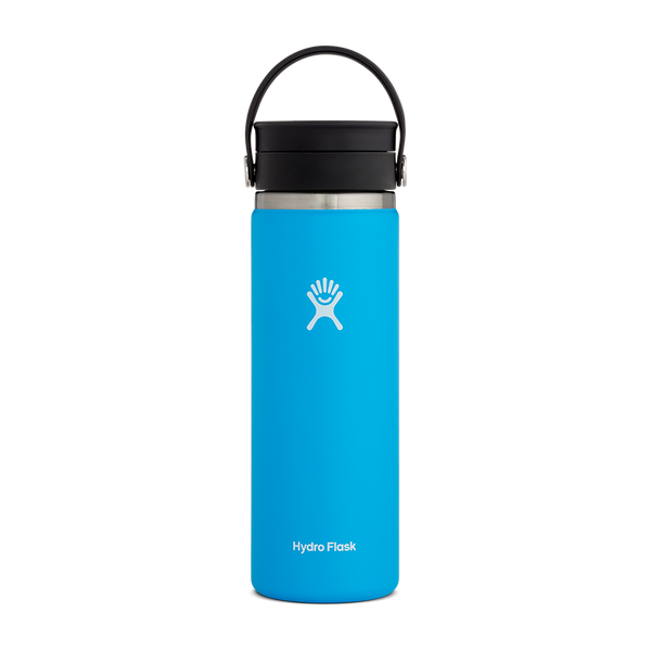 Hydro Flask 20 oz. Wide Mouth With Flex Sip Lid Pacific