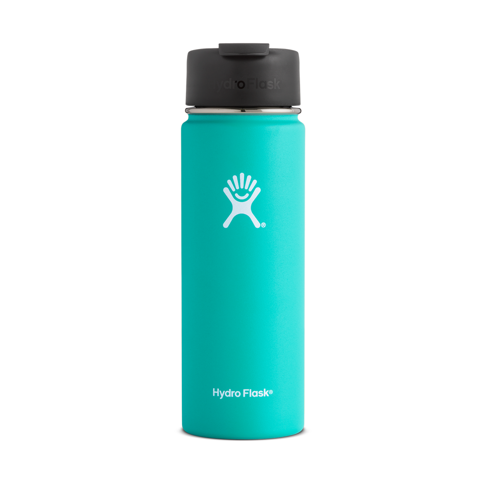 Hydro Flask 20oz Wide Mouth With Flip Lid Mint