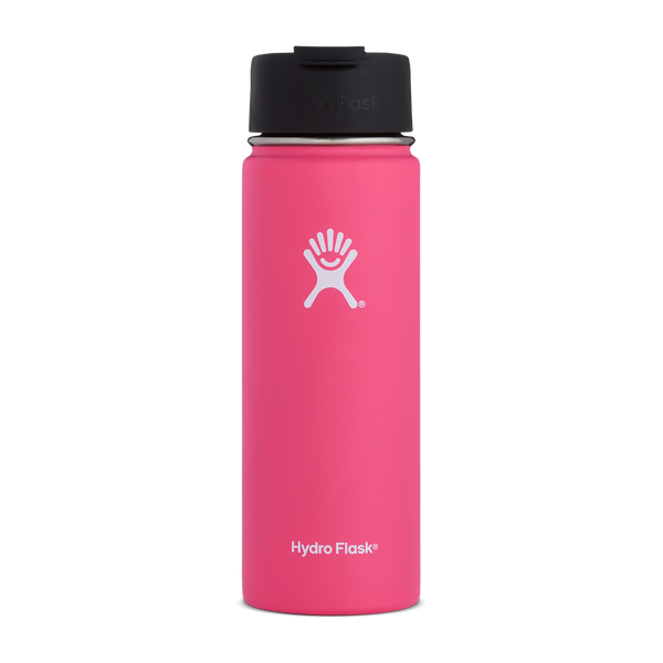 Hydro Flask 20 oz Wide Mouth w/Flip Lid Watermelon