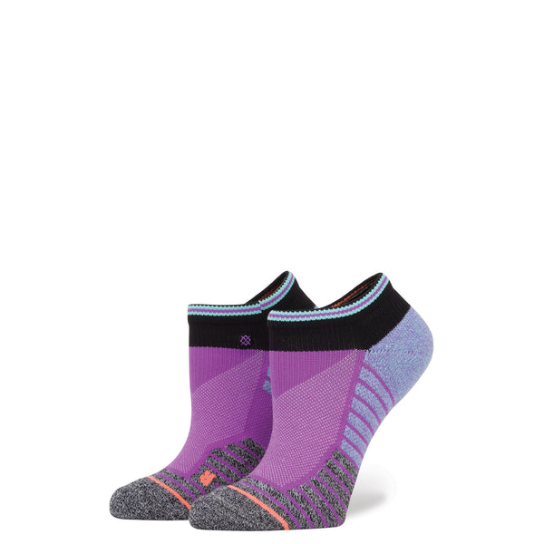 Stance Women's Dugout Low Purple