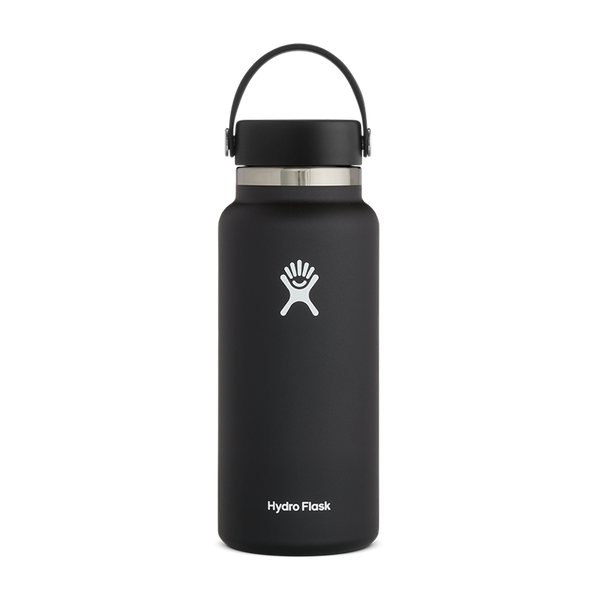 Hydro Flask 32 oz. Wide Mouth Black