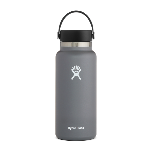 Hydro Flask 32 oz. Wide Mouth Stone