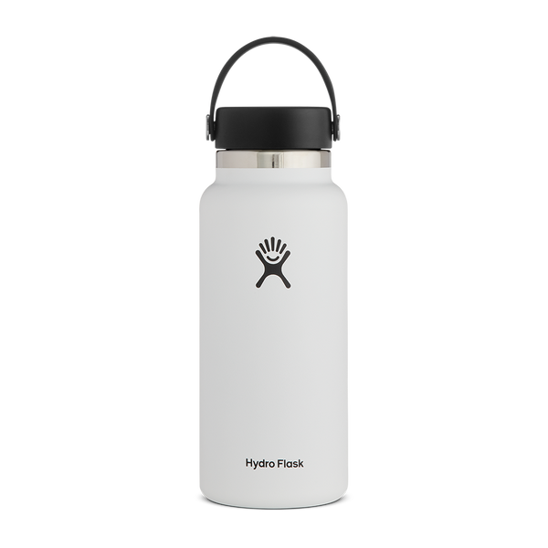 Hydro Flask 32 oz. Wide Mouth White