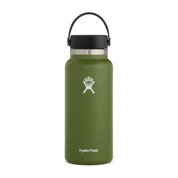 Hydro Flask 32 oz. Wide Mouth Olive
