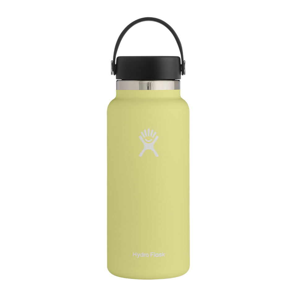 Hydro Flask 32 oz. Wide Mouth Pineapple
