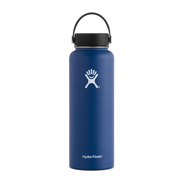 Hydro Flask 40oz Wide Mouth Cobalt