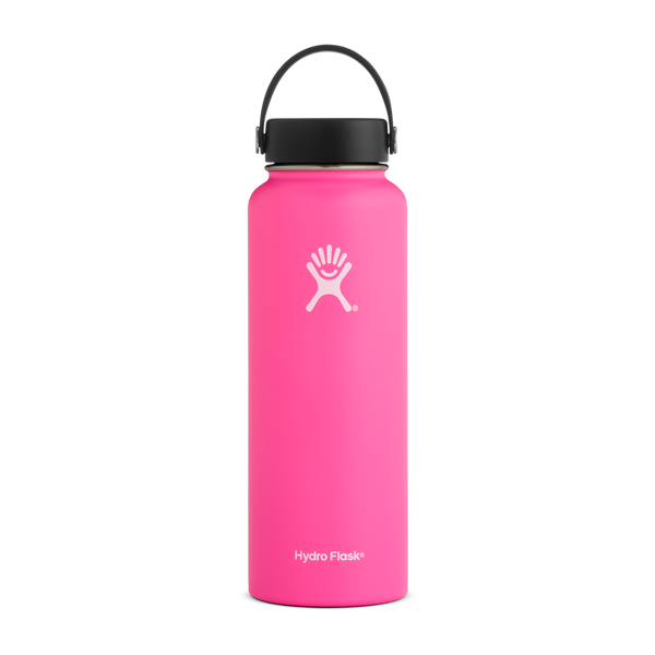 Hydro Flask 40oz Wide Mouth Flamingo