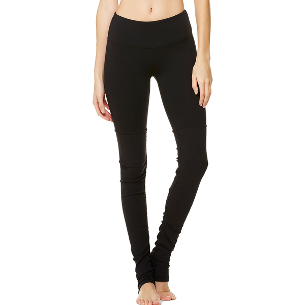 Alo Yoga Women's Goddess Legging Black/Black