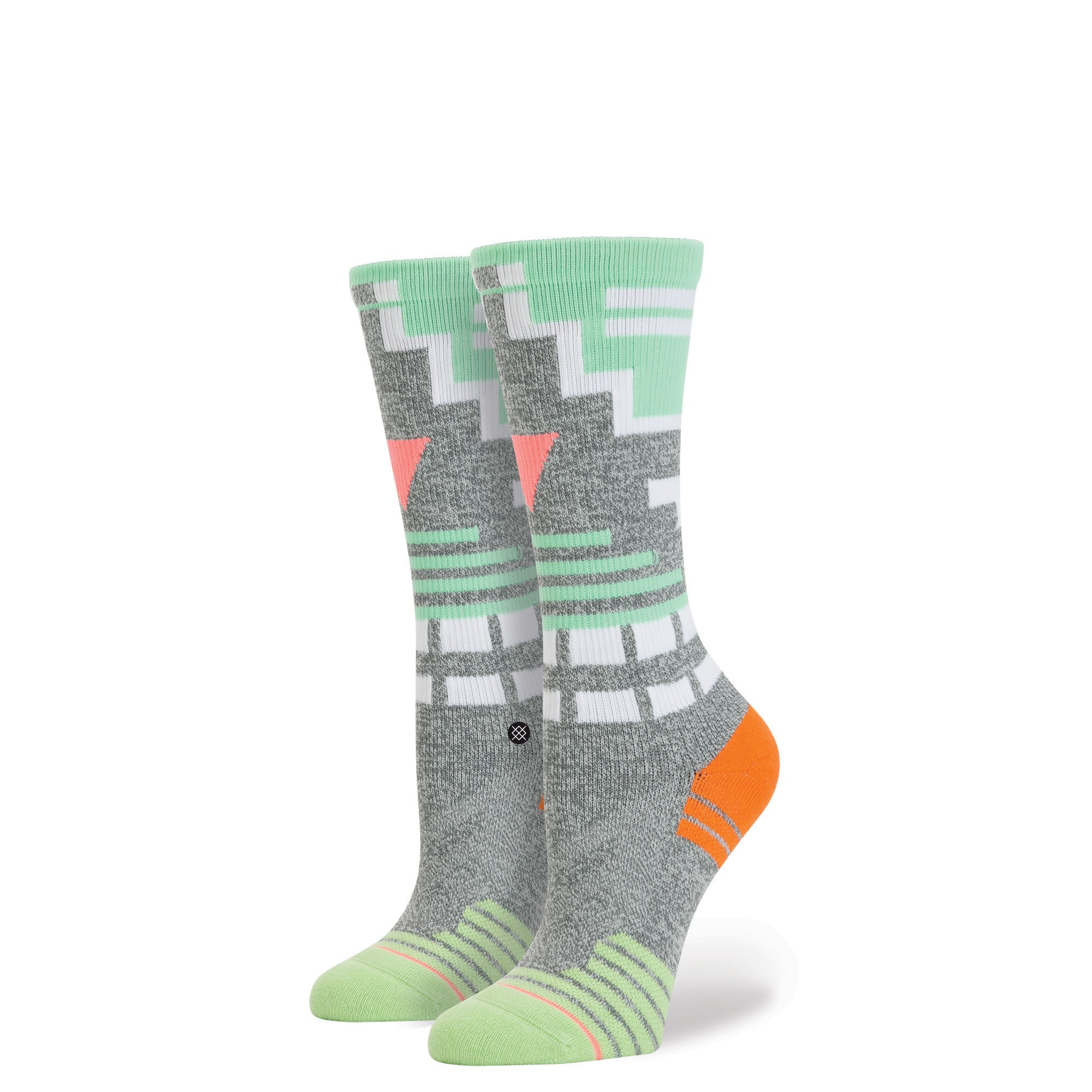 Stance Women's Crunch Crew Teal