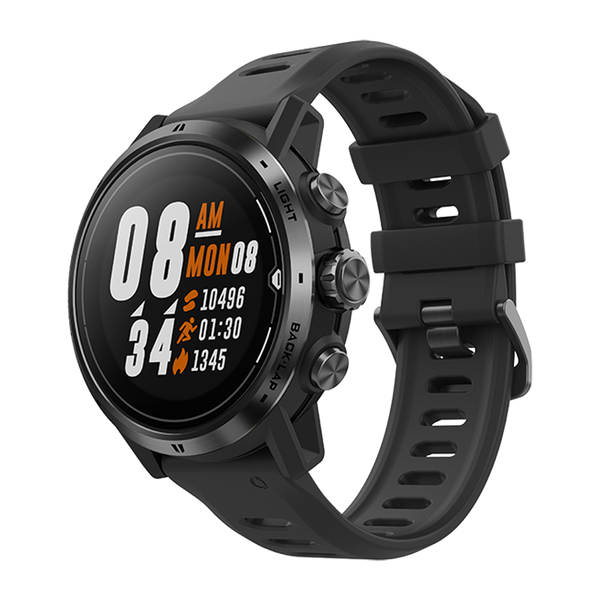 COROS APEX Pro Premium Multisport GPS Watch Black