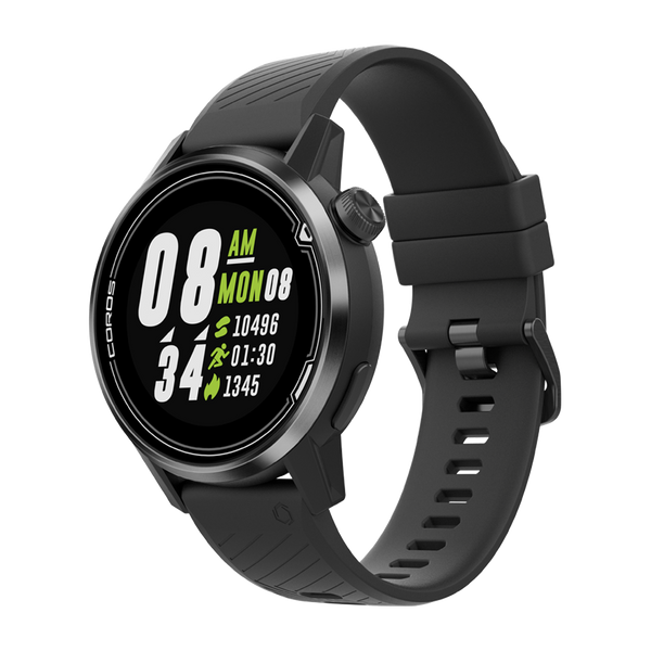 COROS APEX Premium Multisport GPS Watch 42 mm Black/Grey