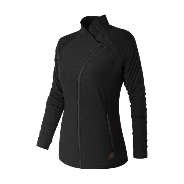 New Balance Women's Anticipate Jacket Black