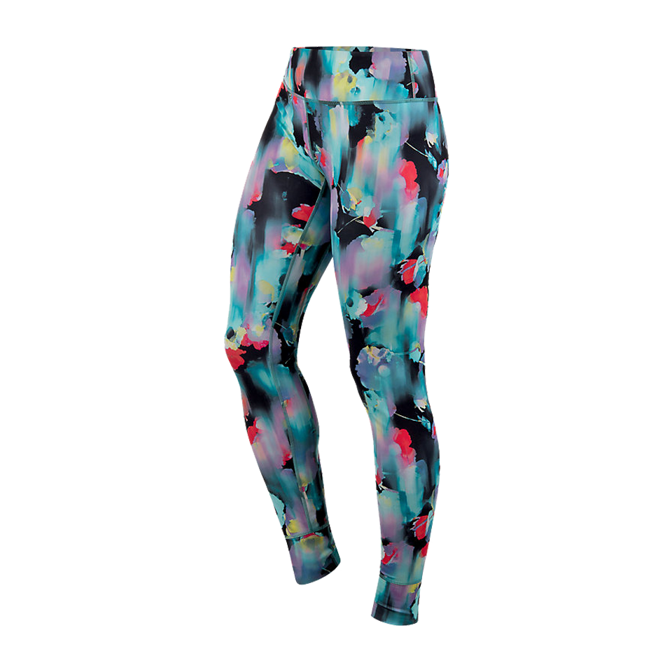 Asics Women's Printed Tight Inkblot Floral