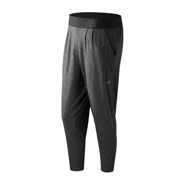 New Balance Women's Studio Soul Pant Black Heather