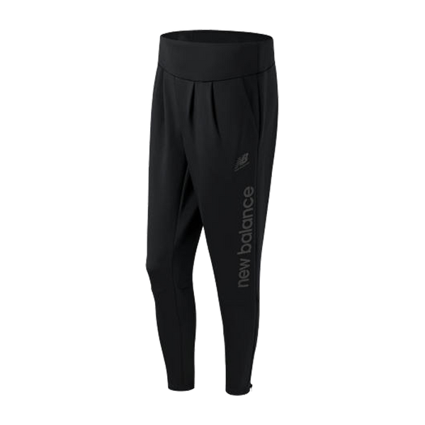 New Balance Women's Push the Future Pant Black
