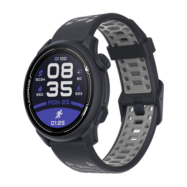 COROS PACE 2 Premium GPS Sport Watch Dark Navy With Silicone Band