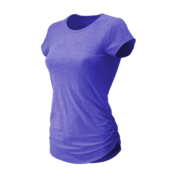 New Balance Women's Transform Tee Ice Violet