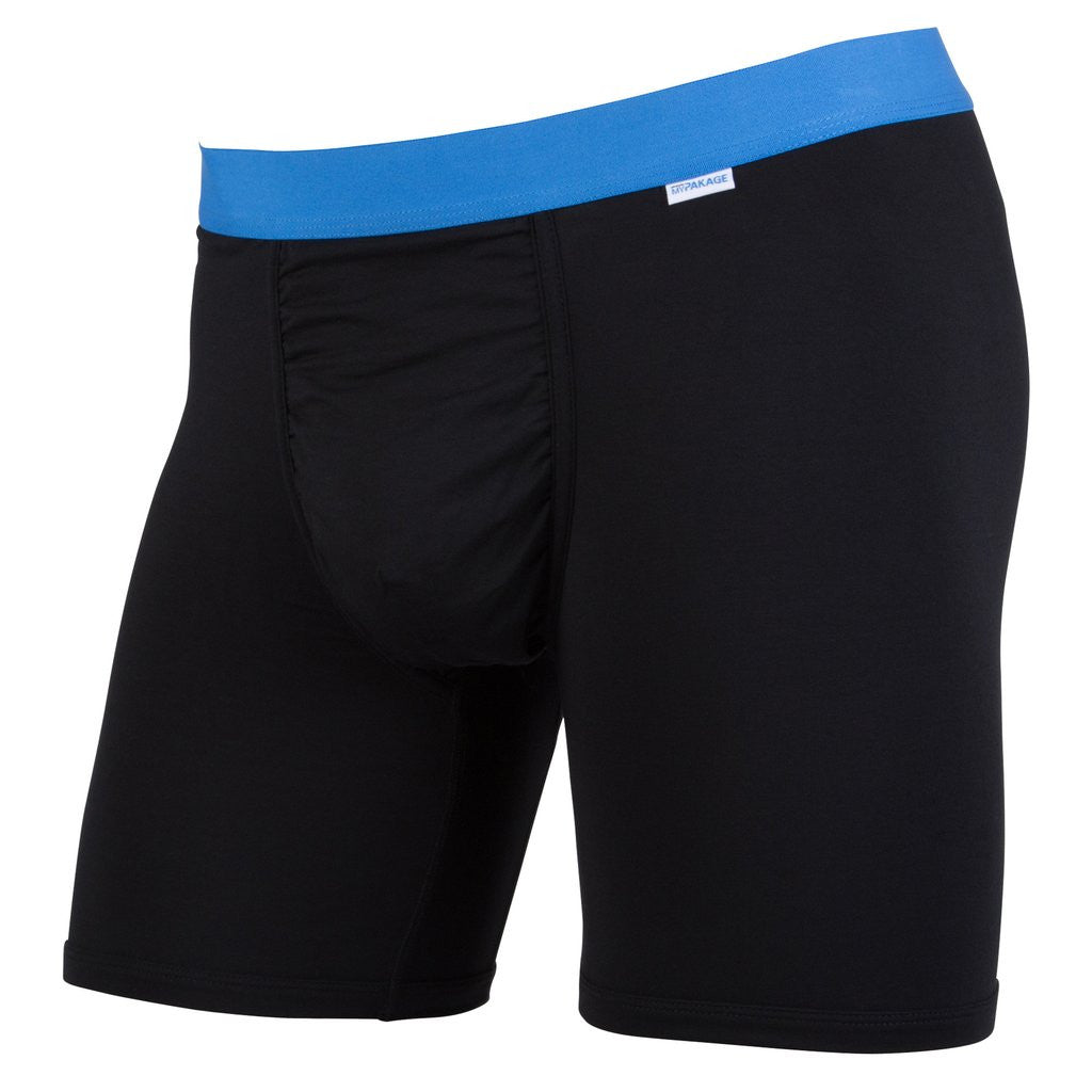 My Pakage Men's Weekday Basics Black/Blue