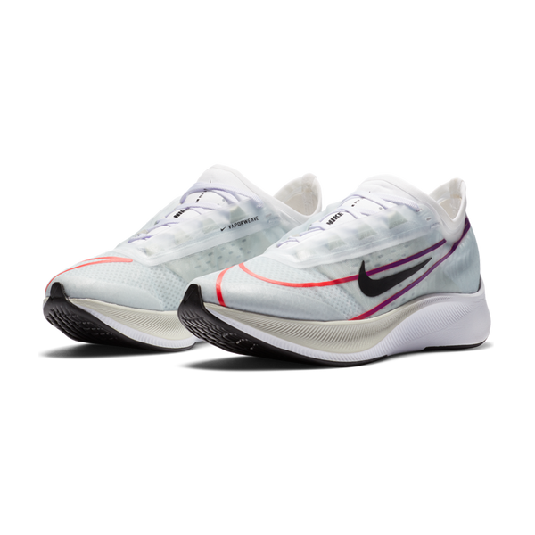 Nike Women's Zoom Fly 3 White/Black